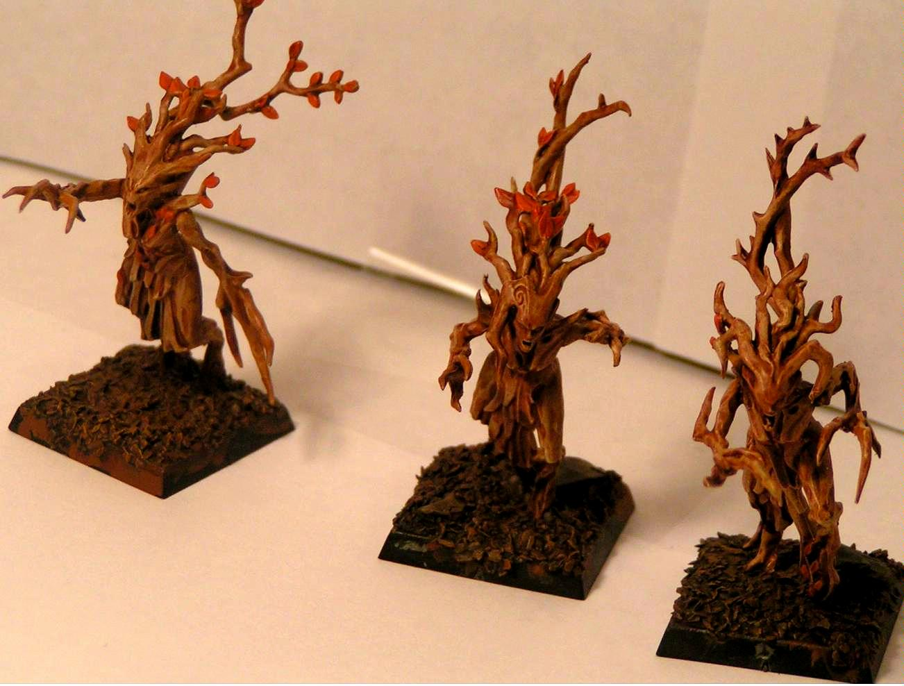 Dryads, Warhammer Fantasy, Wood Elves