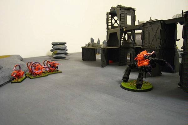 Battle Report, Chaos Daemons, Chaos Space Marines, Nurgle, Slaanesh
