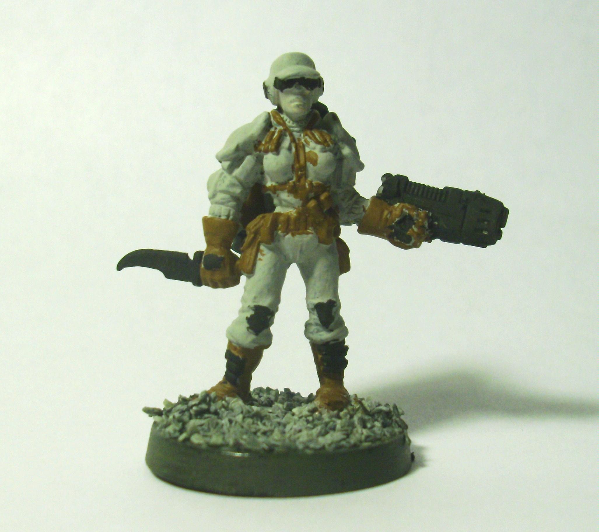 Henchman, Inquisitor