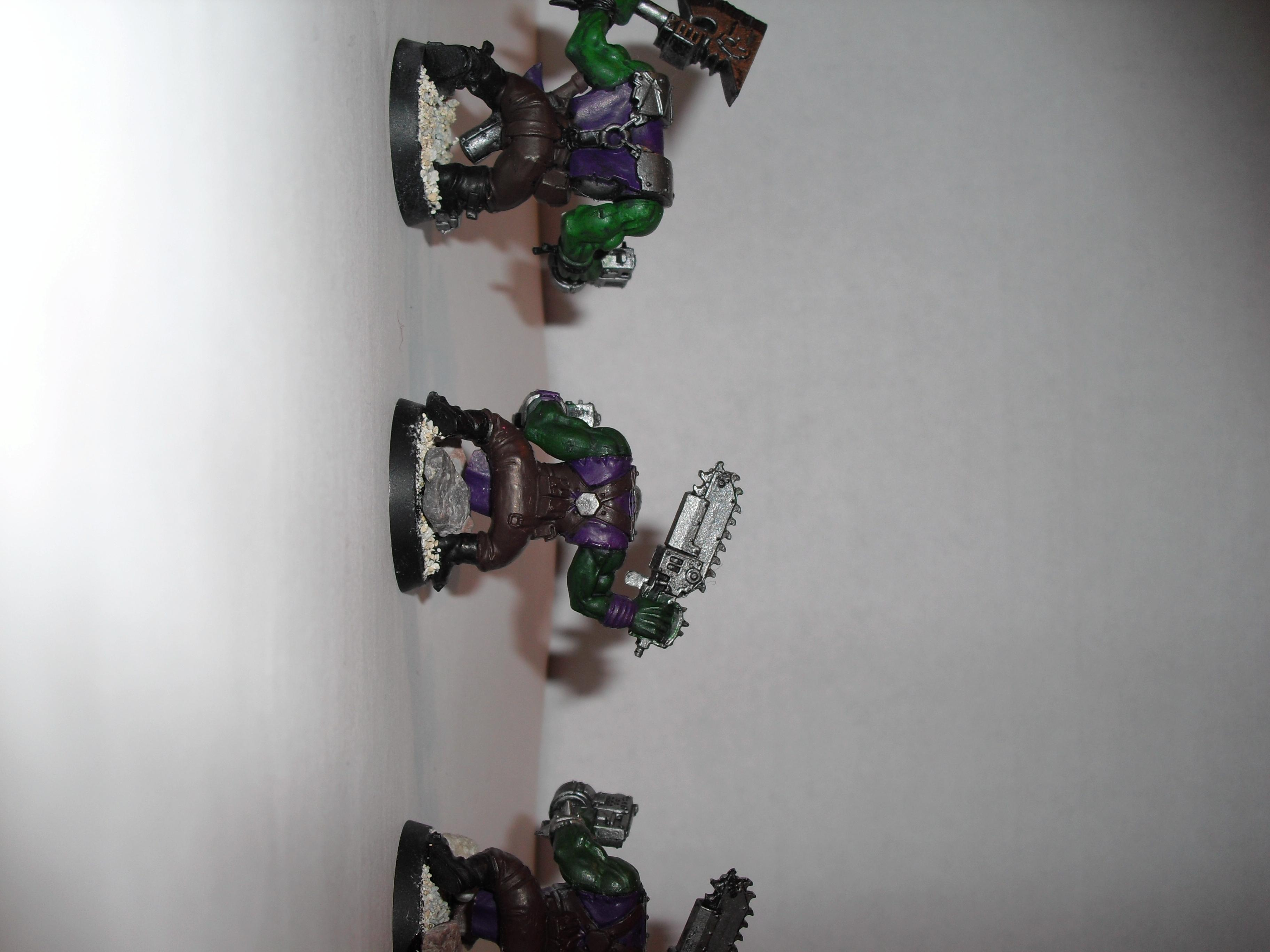 Assault On Black Reach, Orks, Painting, Warhammer 40,000