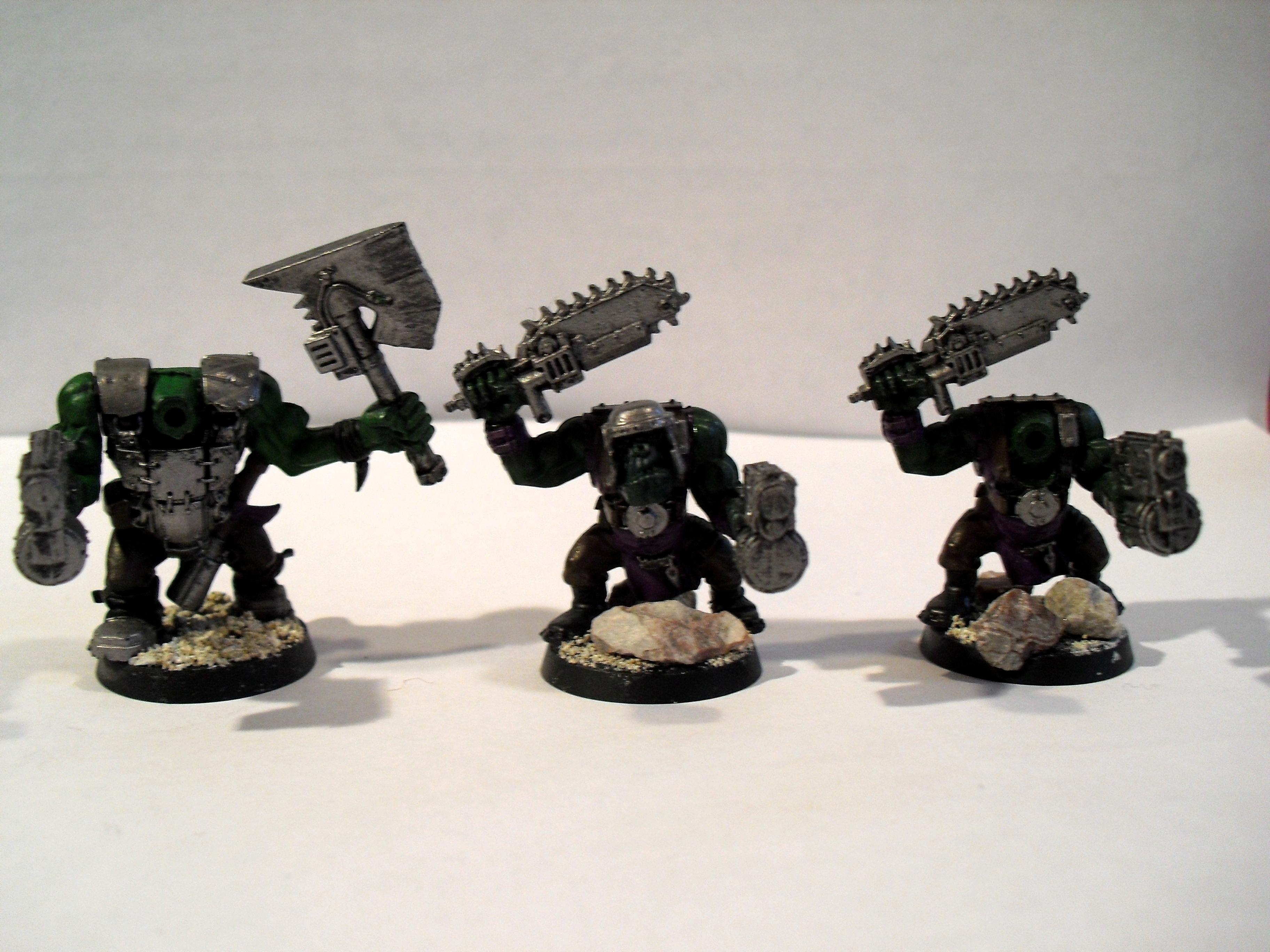 Assault On Black Reach, Orks, Painting, Warhammer 40,000