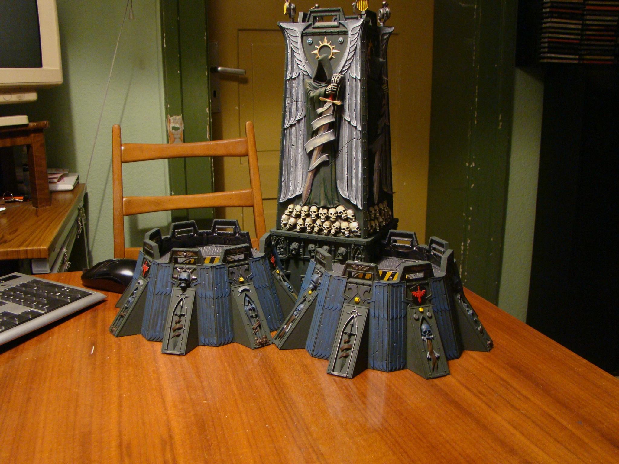 Fortress Of Redemption, Planetstrike, Warhammer 40,000