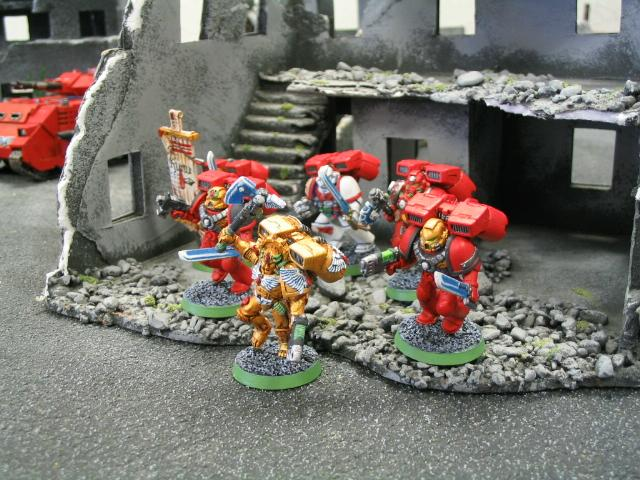 Assault Marines, Blood Angels, Space Marines