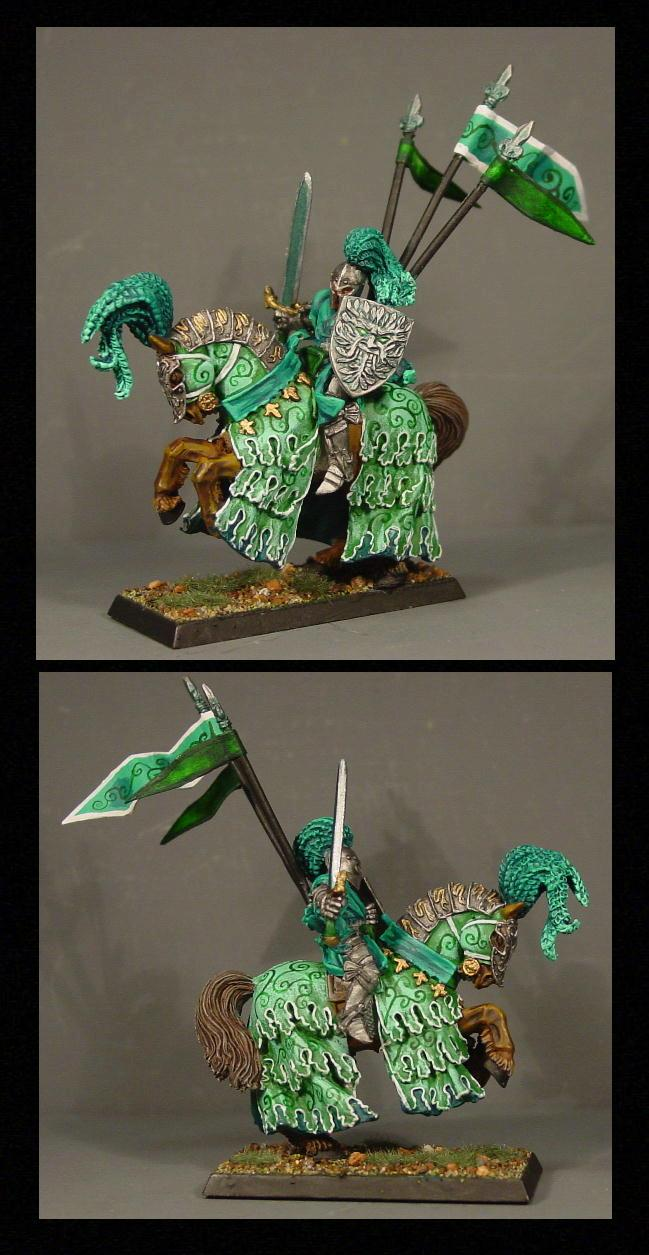 Bretonnians Green Knight Pro Painted Rpg Warhammer Fantasy Gallery Dd We Ve Got A Strategy Rating Of 4