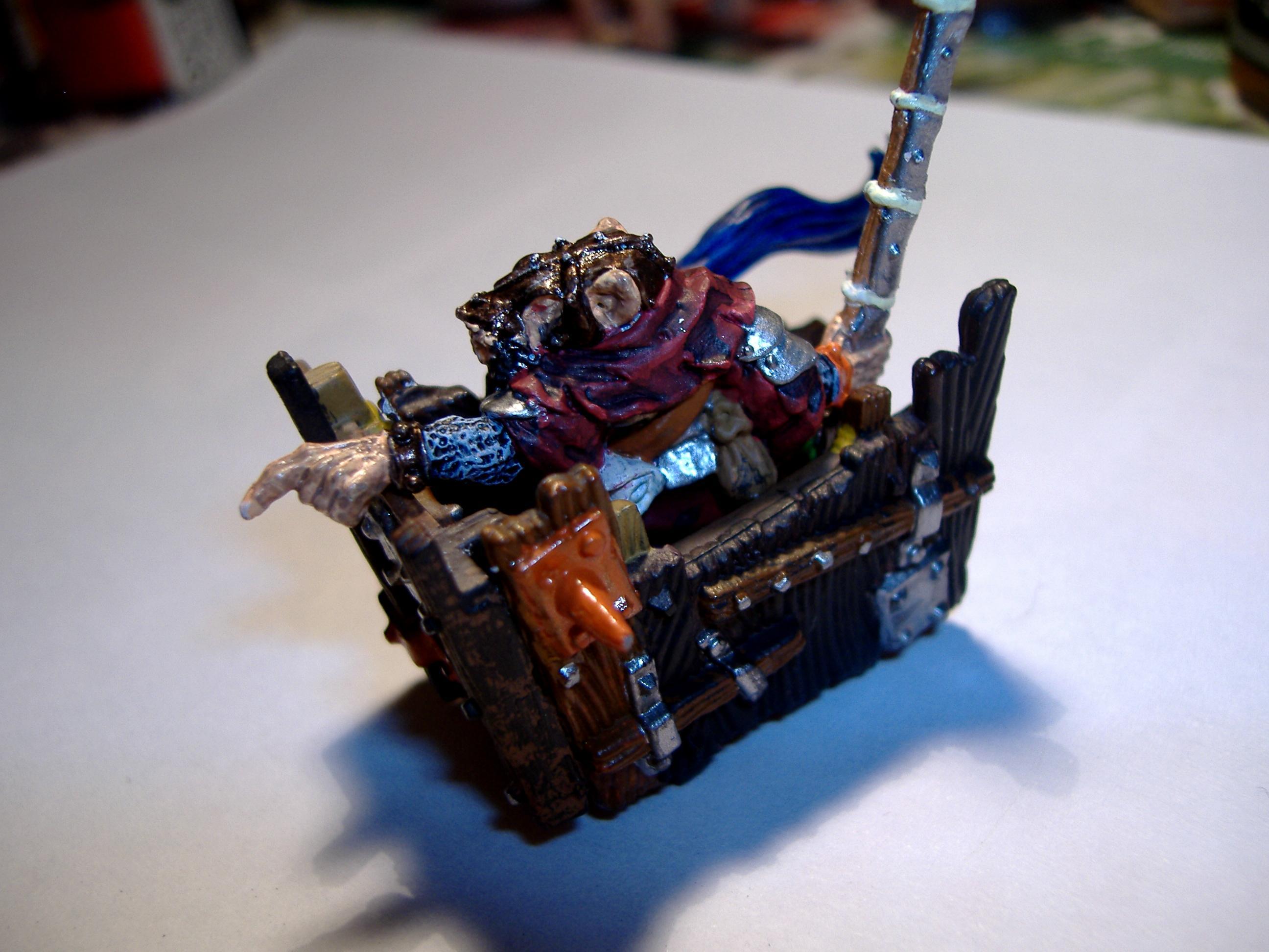 Conversion, Rat, Skaven, Warhammer Fantasy