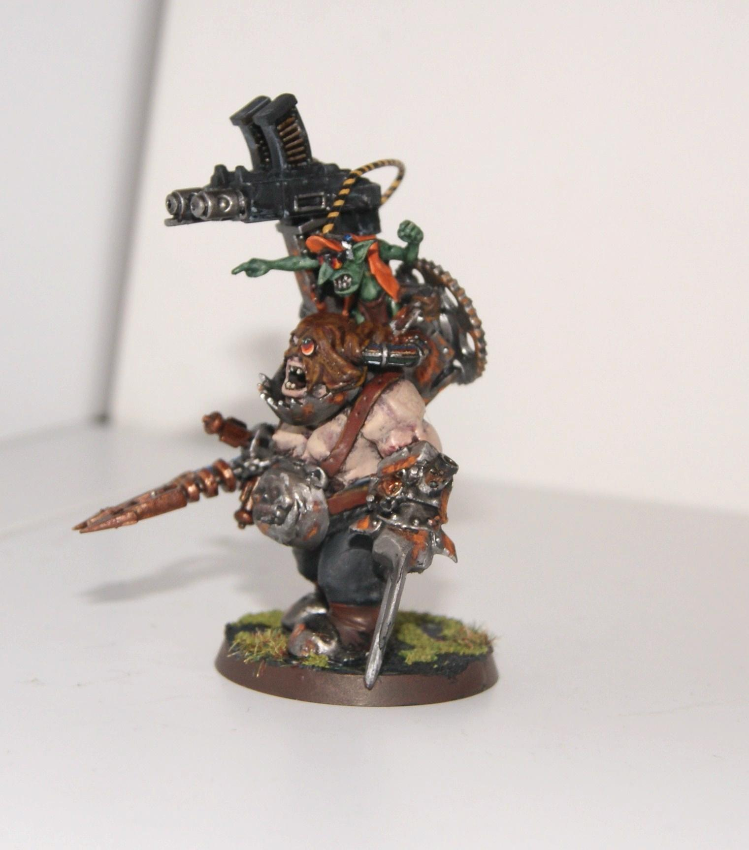 Conversion, Gretchin, Grot Rebellion, Grot Rebels, Grots, Orks, Warhammer 40,000
