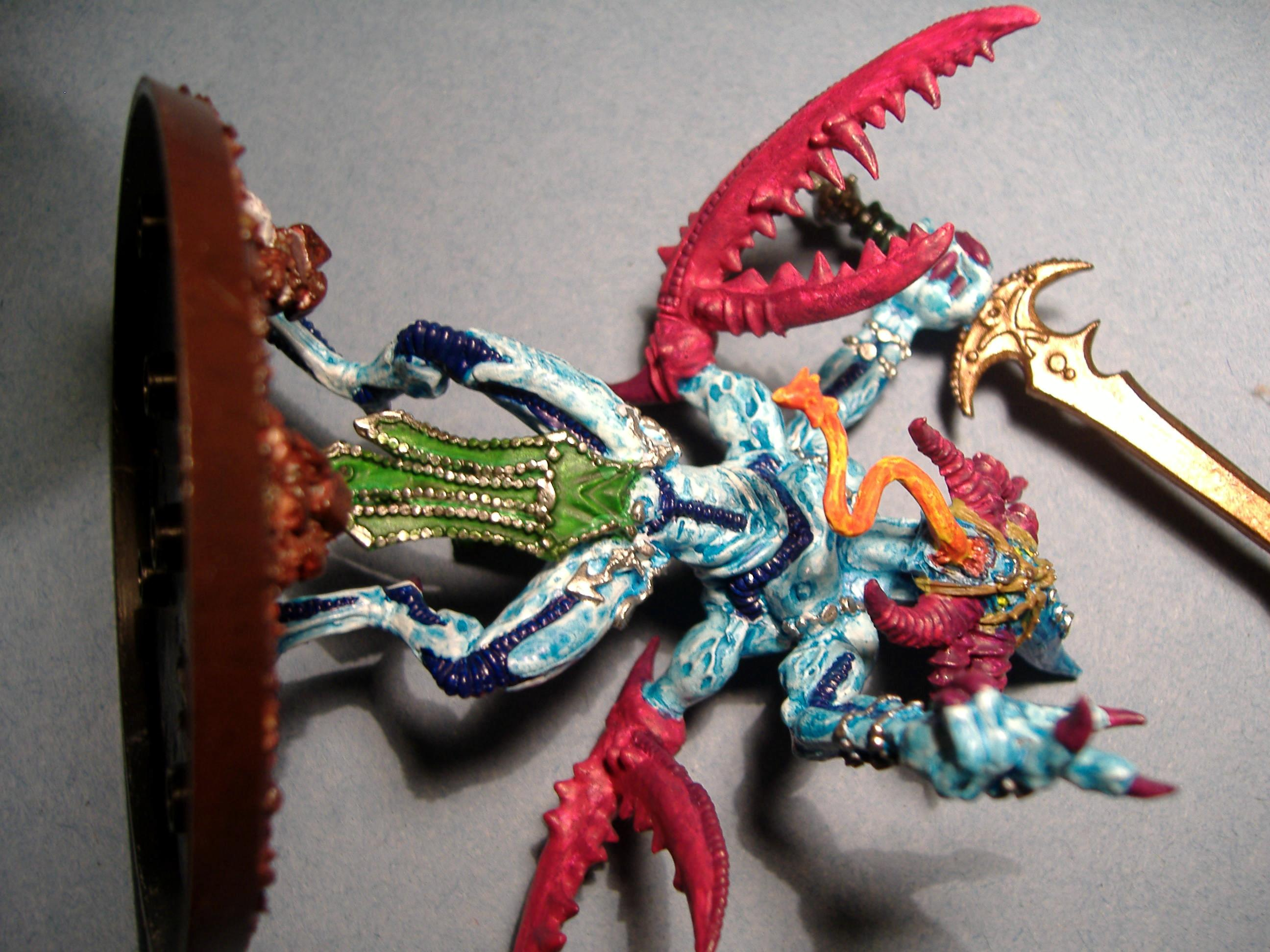 Chaos, Daemon Prince, Slaanesh, Warhammer Fantasy