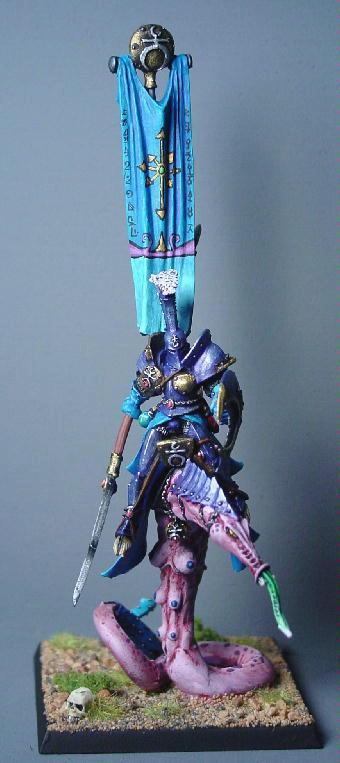 Champion, Seeker, Slaanesh, Warhammer Fantasy