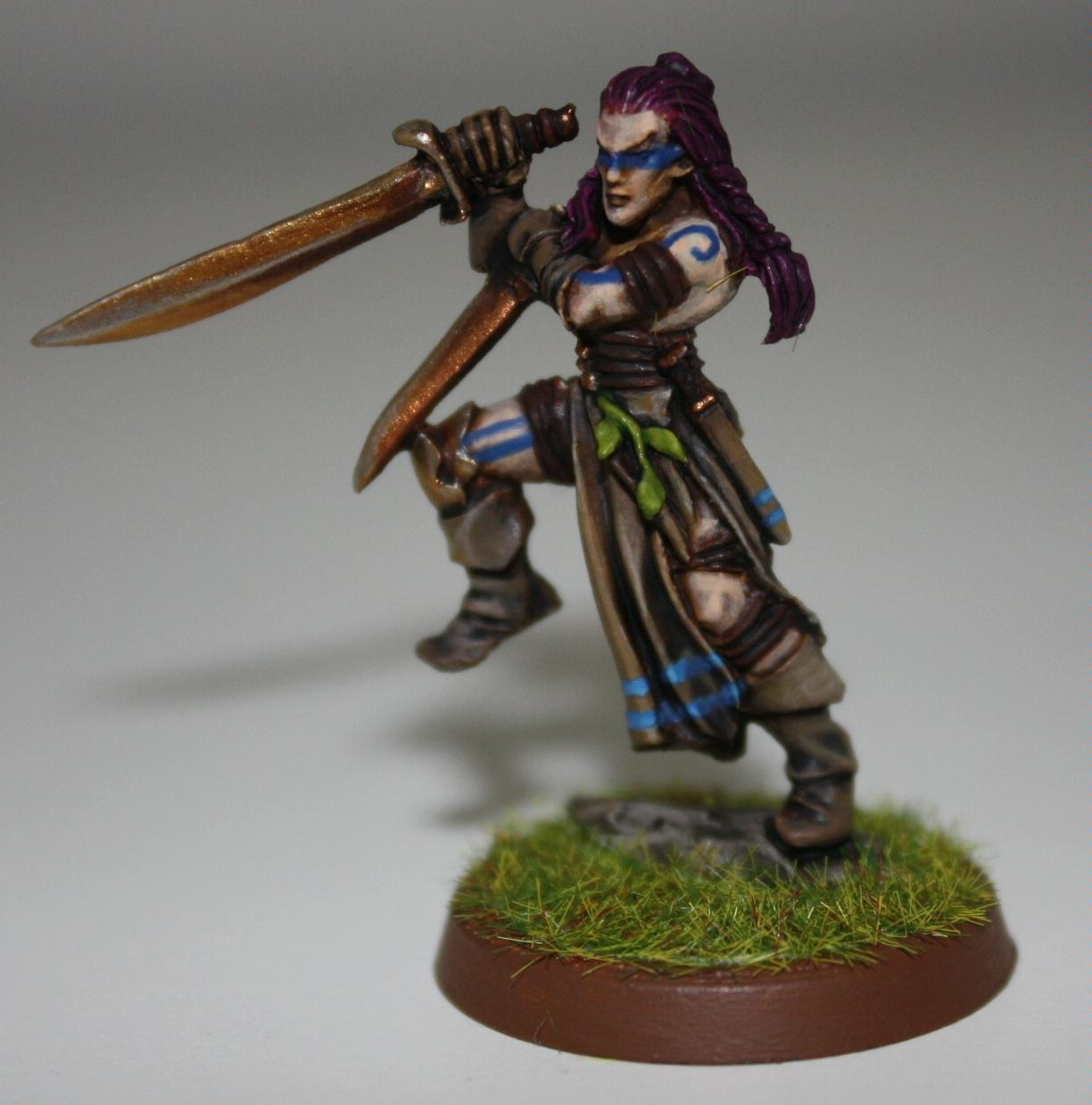 Wardancer, Warhammer Fantasy, Wood Elves