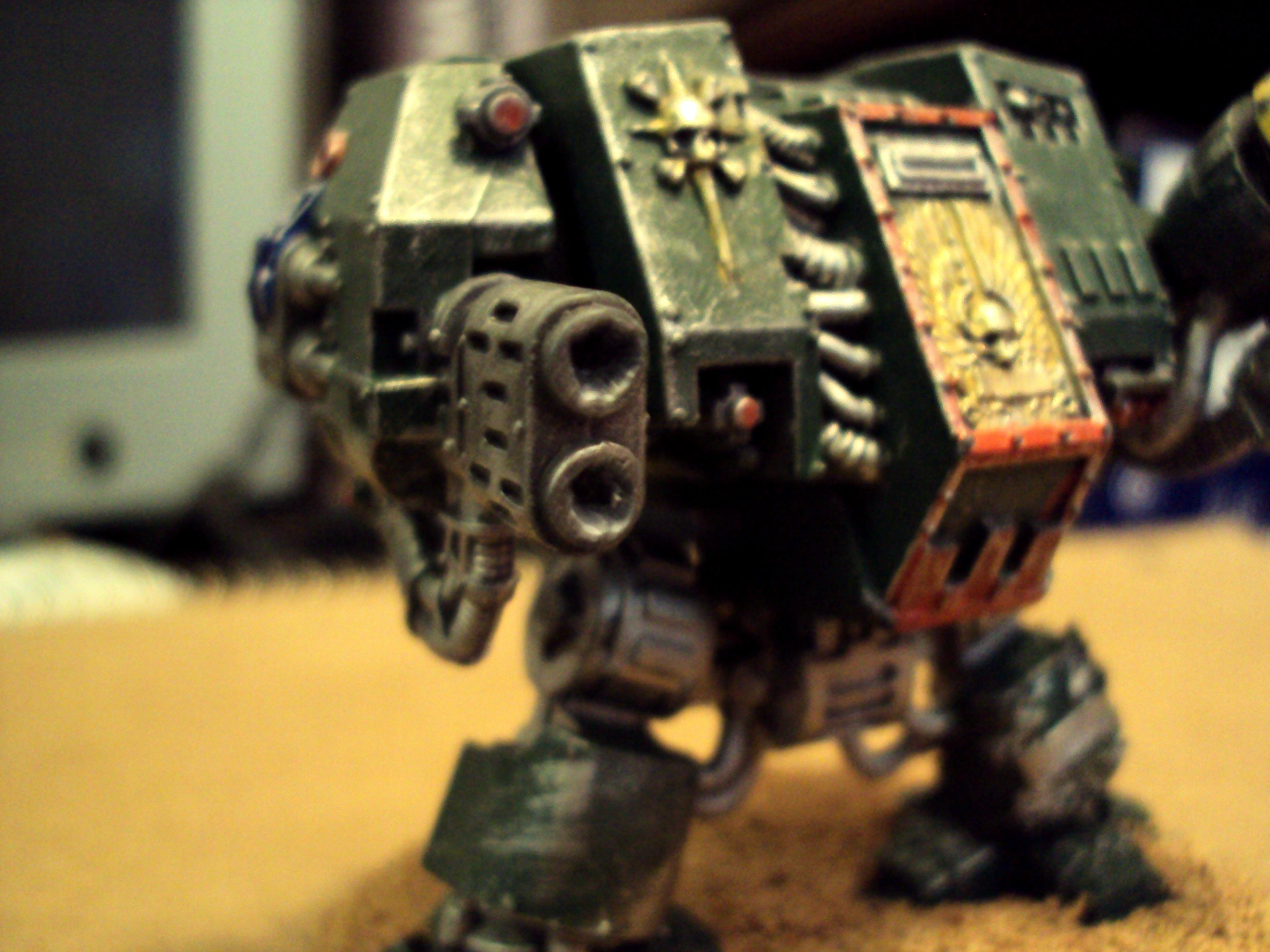 Assault On Black Reach, Dreadnought, Invaders, Space Marines