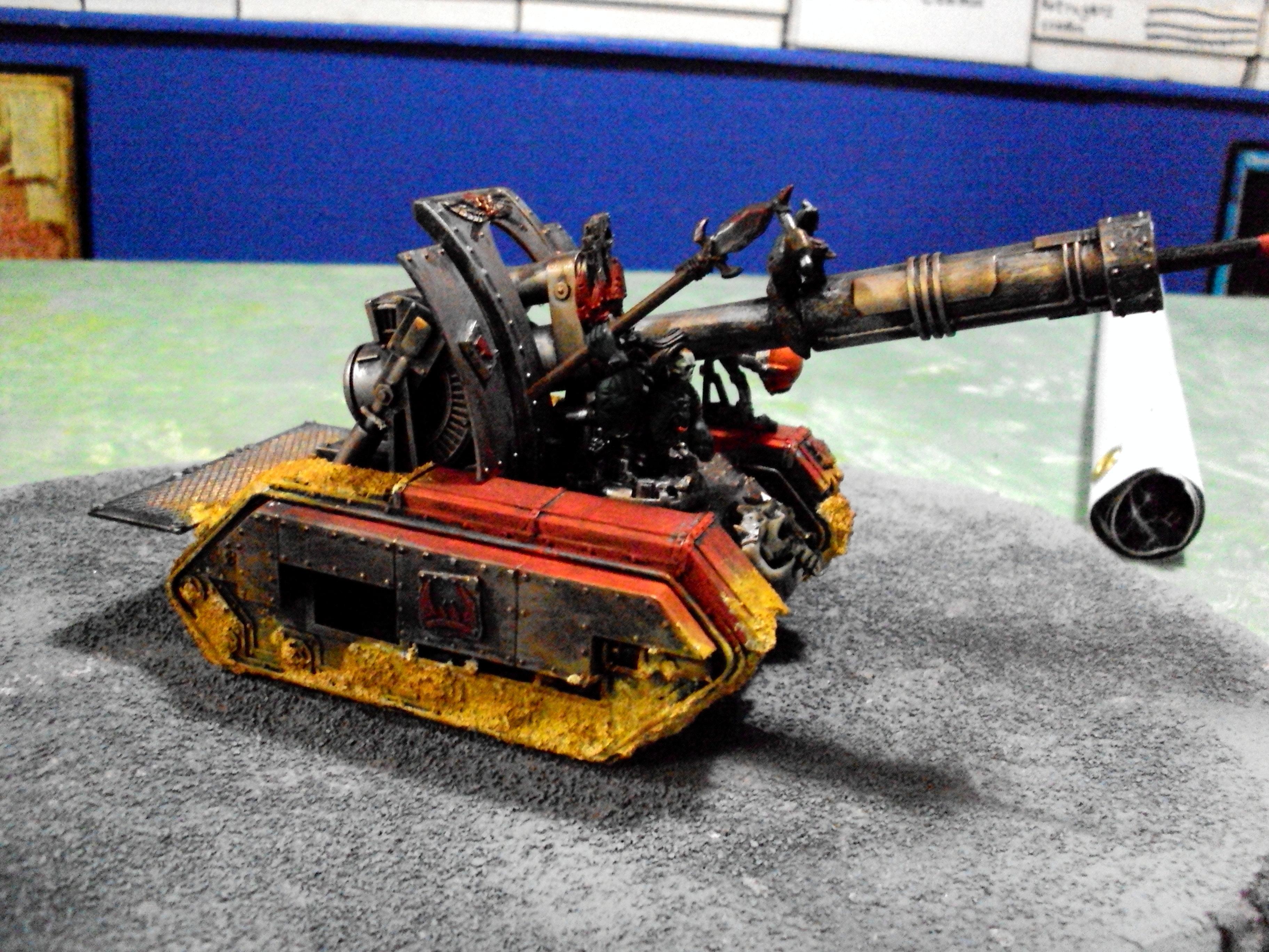 Looted Wagon, Orks, Tank