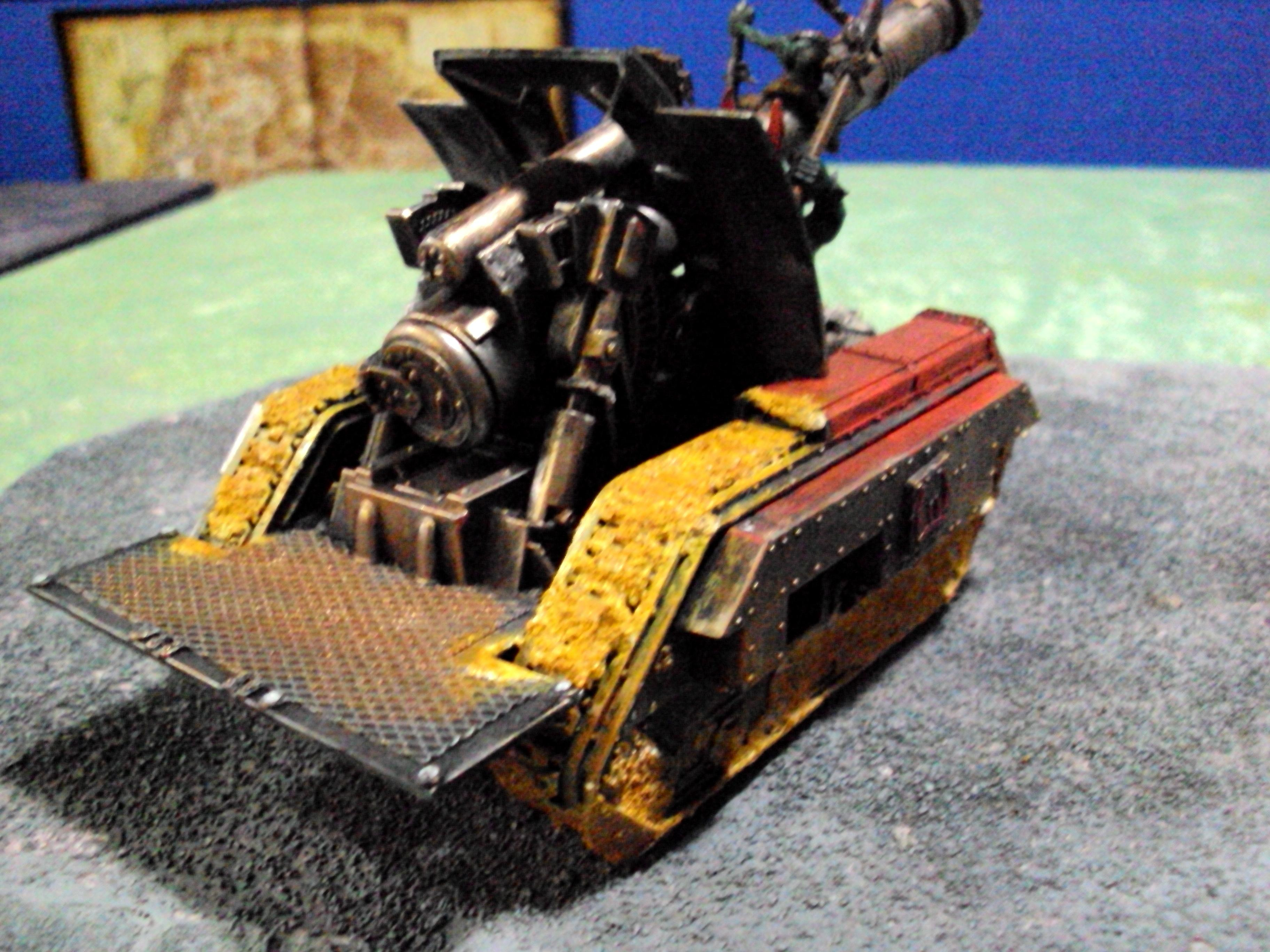 Looted Wagon, Orks, Tank