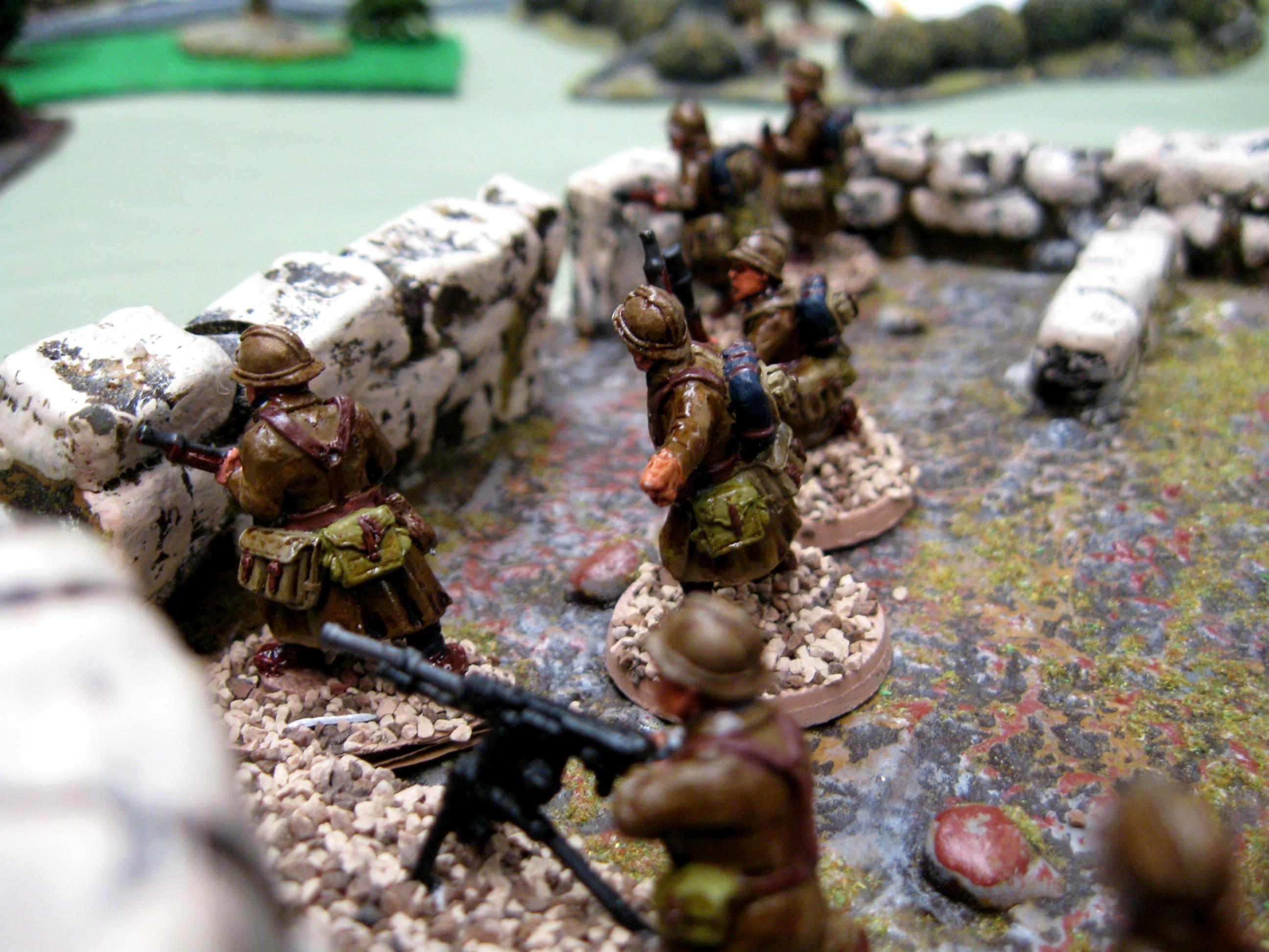 25mm, 28mm, Daemonhunters, Nazis, Panzergrenadiers, World War 2