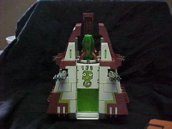 Monolith, Necrons, Vehicle, Warhammer 40,000