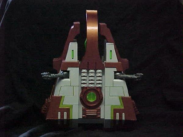 Monolith, Necrons