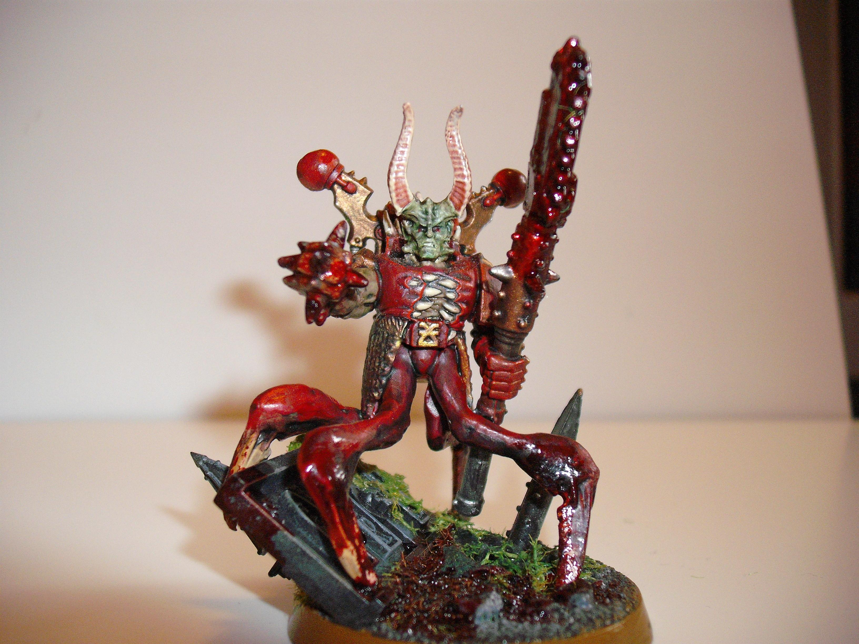 Conversion, Daemons, Khorne, Possessed, World Eaters