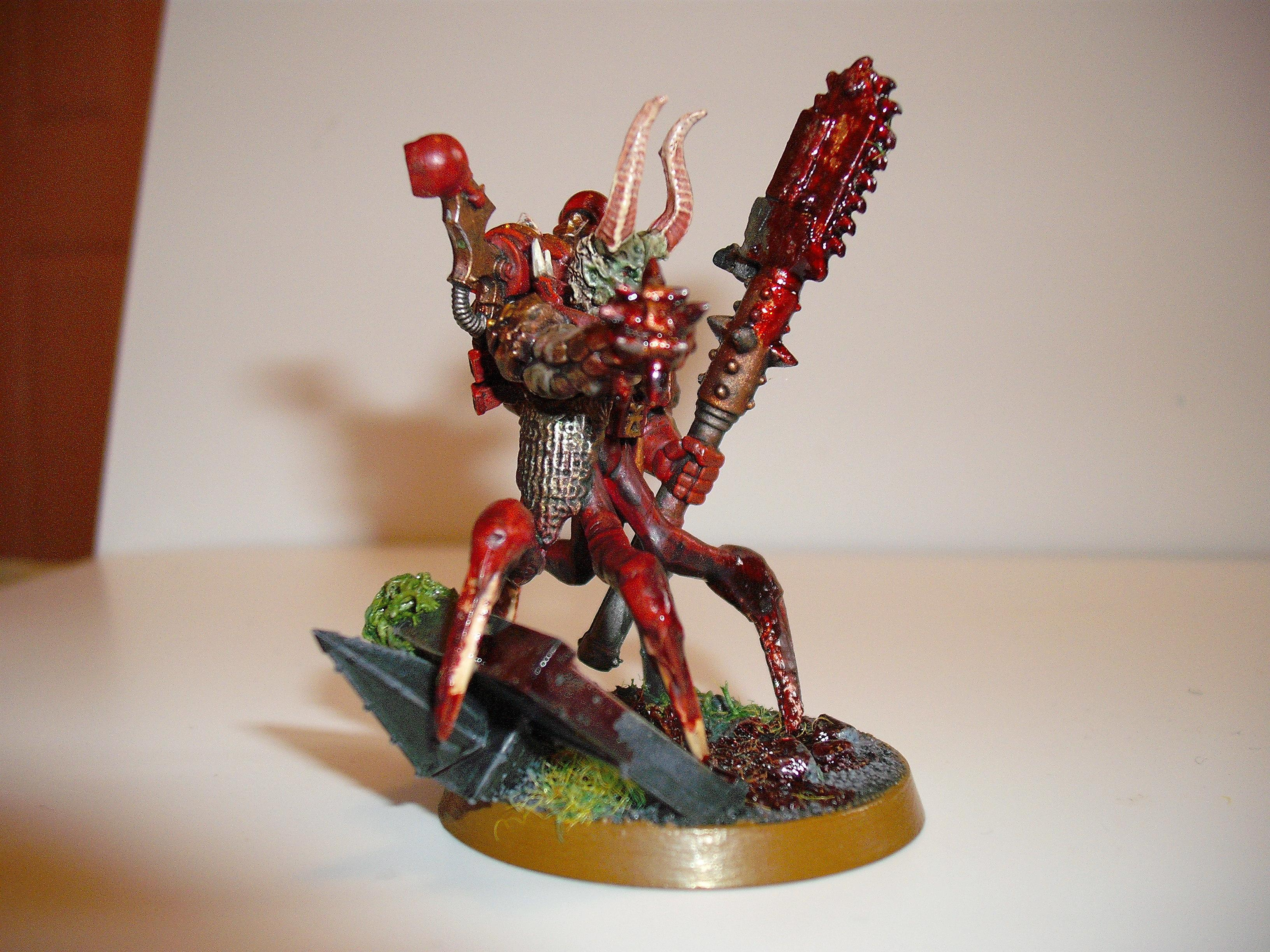 Chaos Space Marines, Khorne, Possessed, World Eaters
