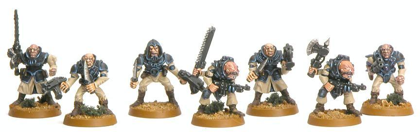 Genestealer Cult, Hybrids, Warhammer 40,000
