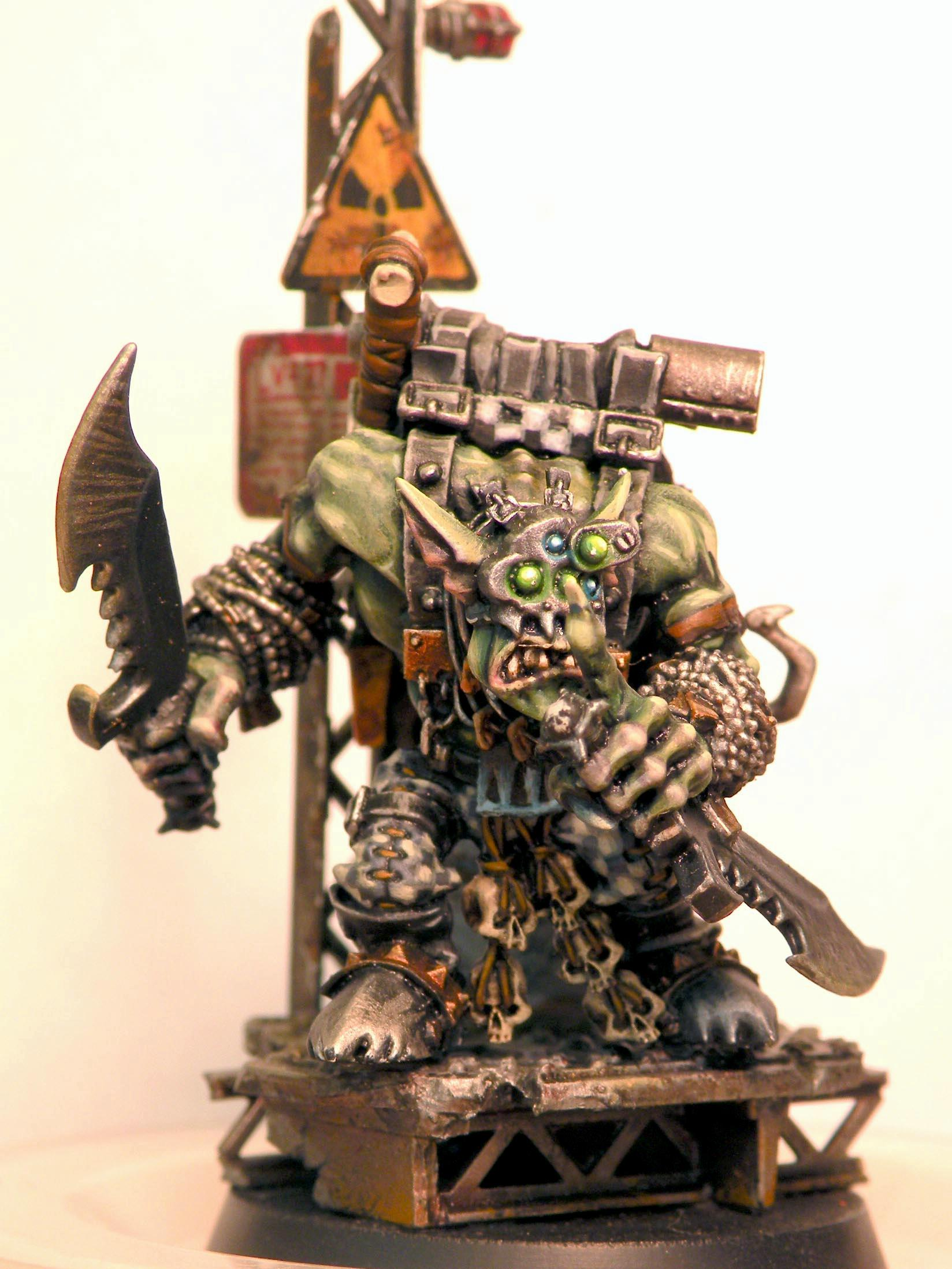 Kommandos, Orks, Snikrot, Special Character, Warhammer 40,000