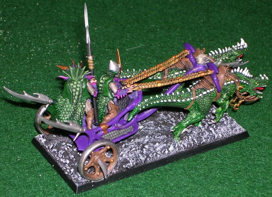 Dark Elves Monsters