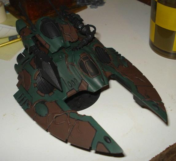 Eldar, Fire Prism, Grav Tank, Skimmer, Warhammer 40,000