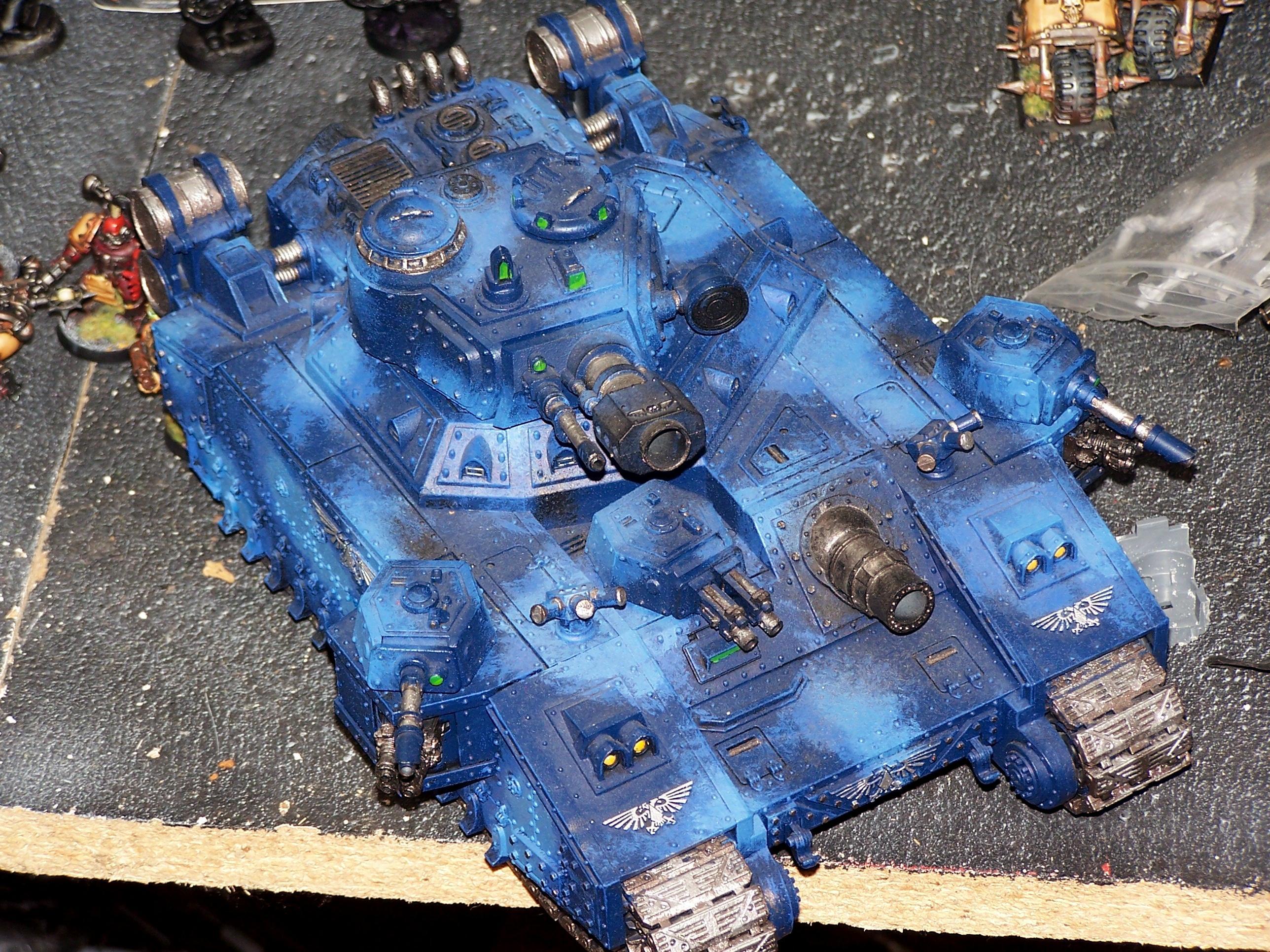 Baneblade, Imperial Guard, Superheavy Tank