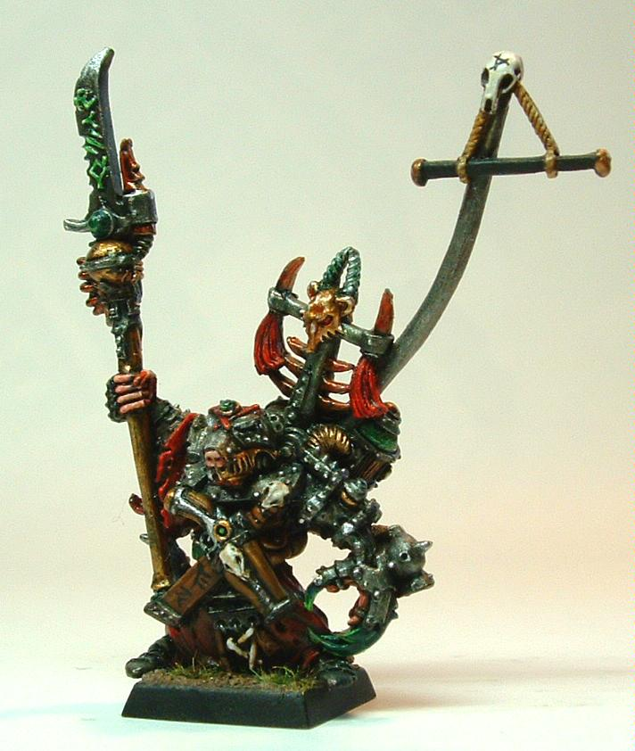 Skaven, Whb, Ikit Claw