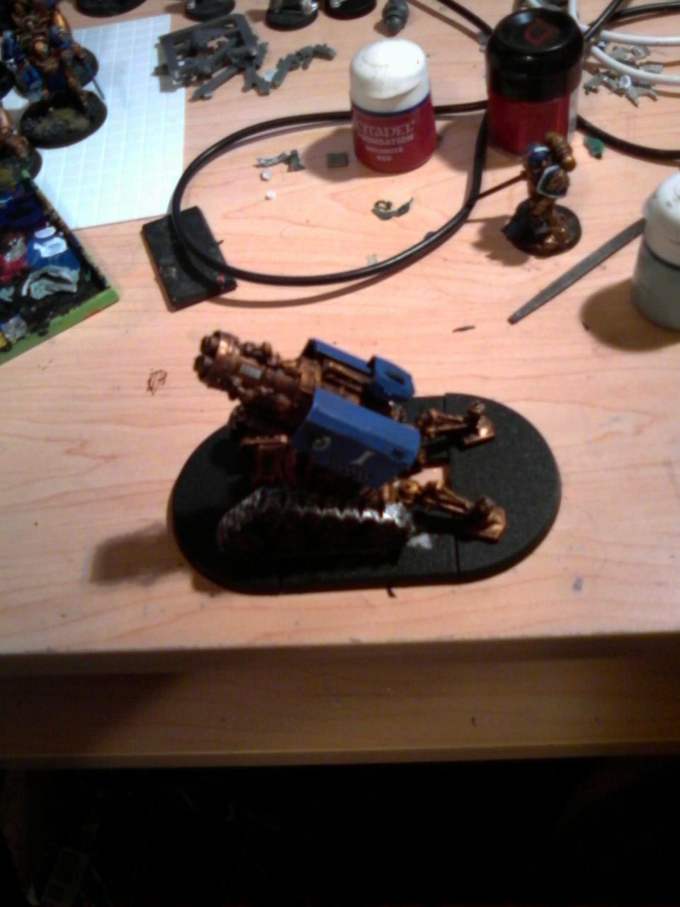 Base, Blurred Photo, Conversion, Do-it-yourself, Thunderfire