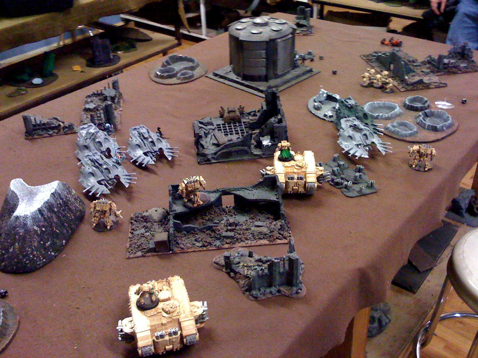 Battle Report, Deathwing, Eldar