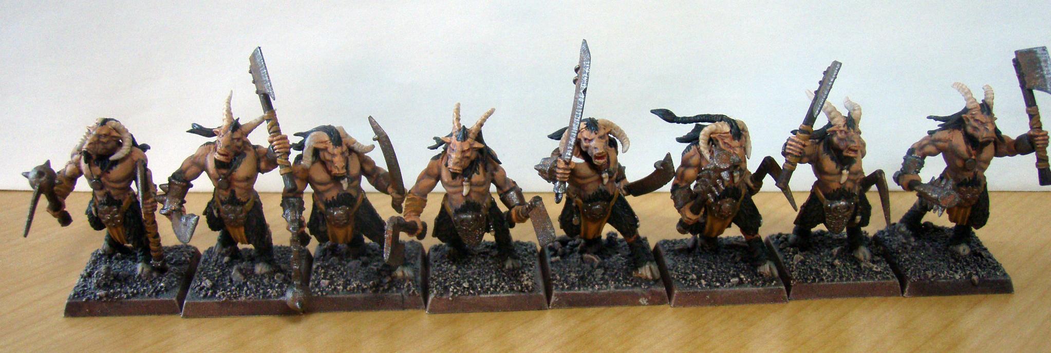 Beastmen, Gors