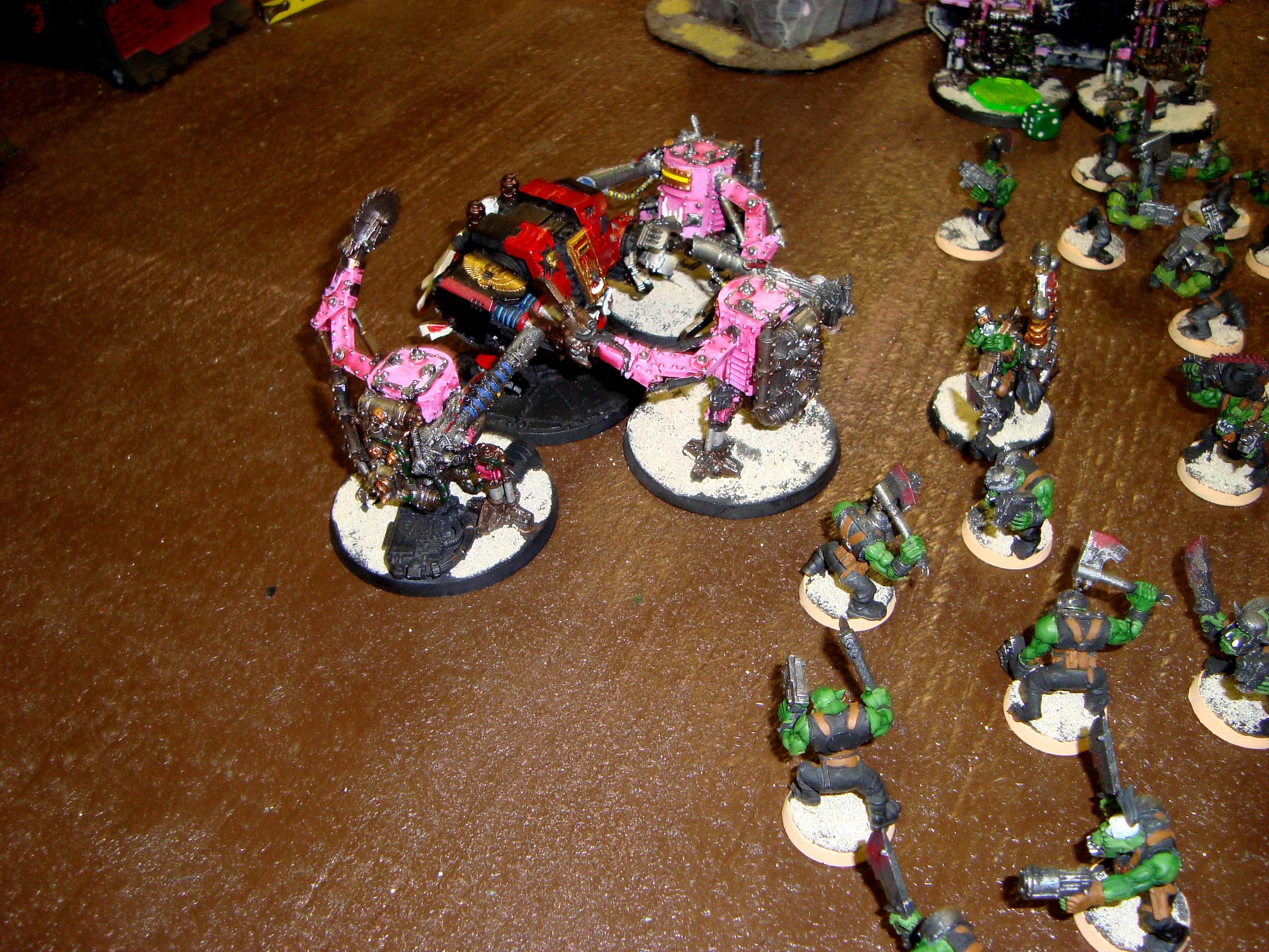 Close Combat, Killa Kan, Venerable Dreadnought