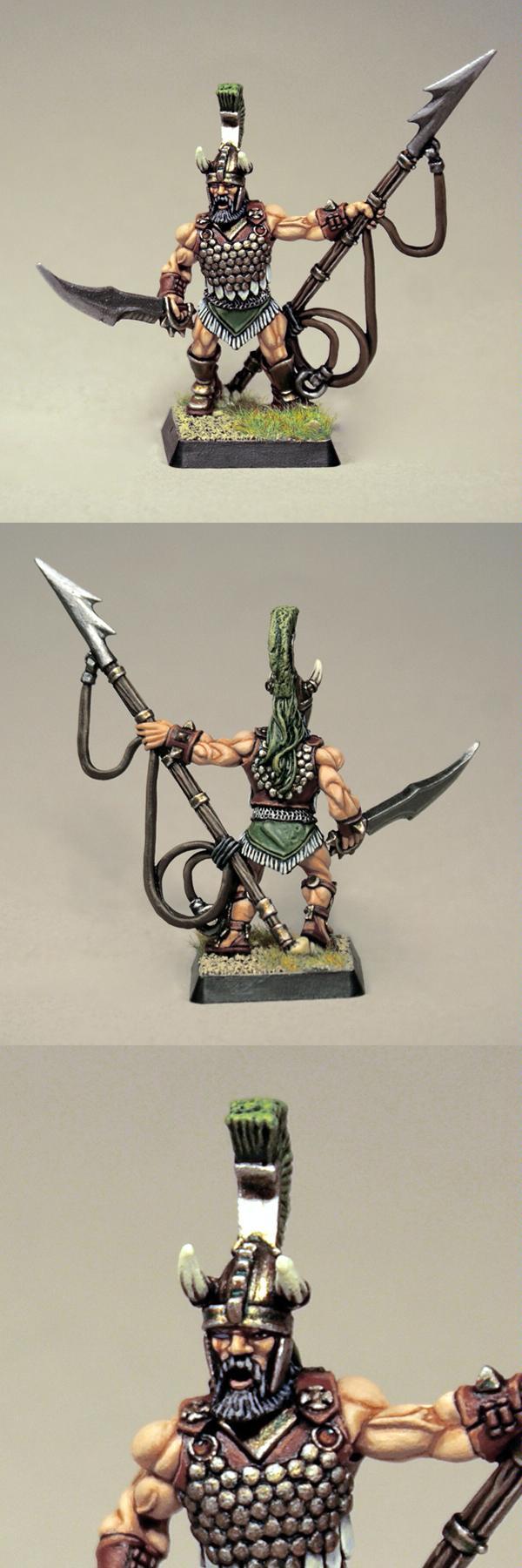 Warhammer Fantasy, Titan Hunter