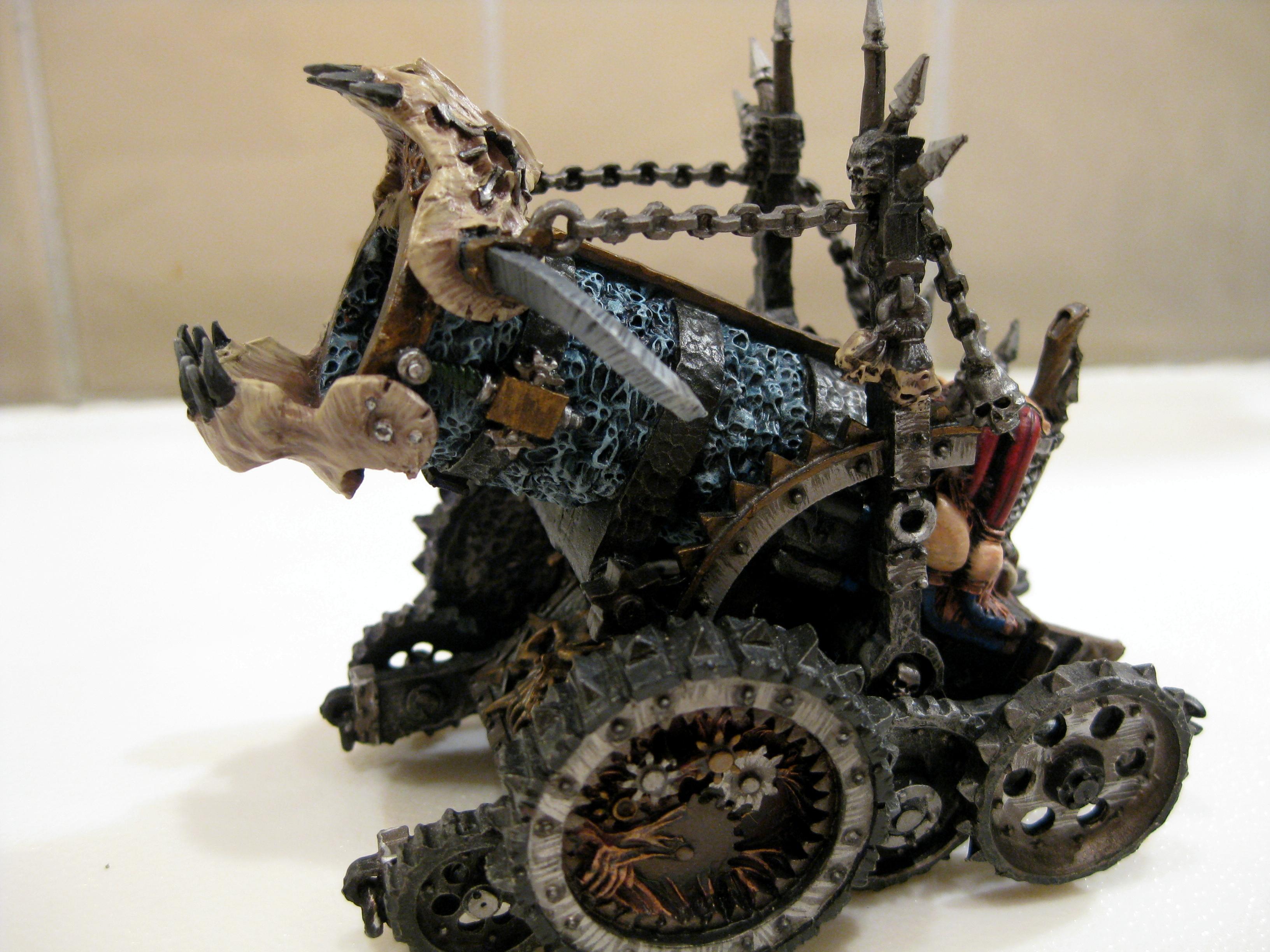 Cannon, Chaos, Hellcannon
