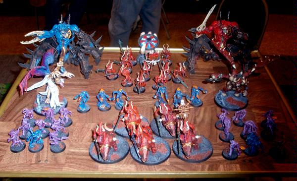 Army, Daemons, Soul Grinder, Warhammer 40,000