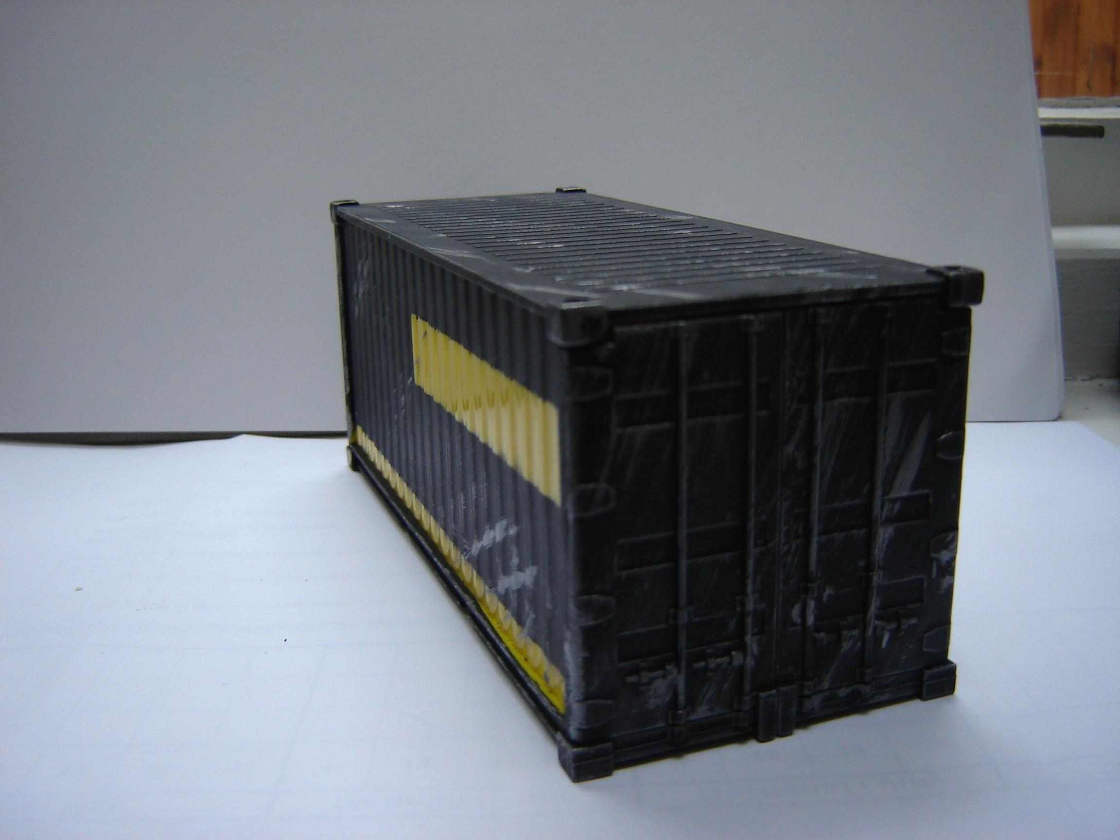 28mm, Shipping Containers, Terrain, Warhammer 40,000
