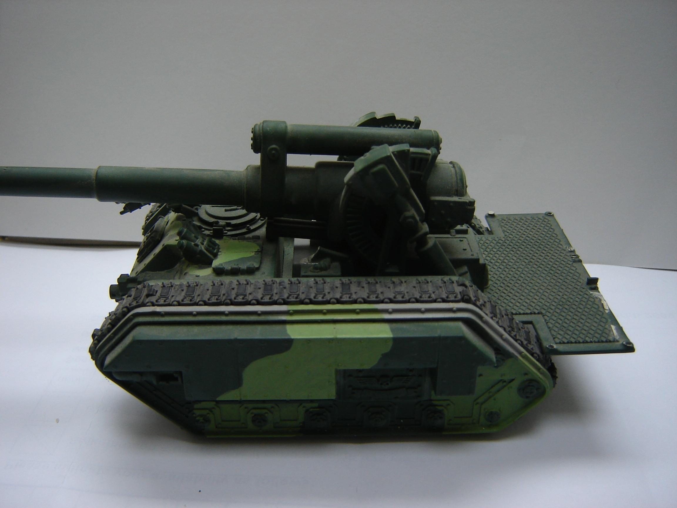 Armored Company, Basilisk, Imperial Guard, Urban Camo