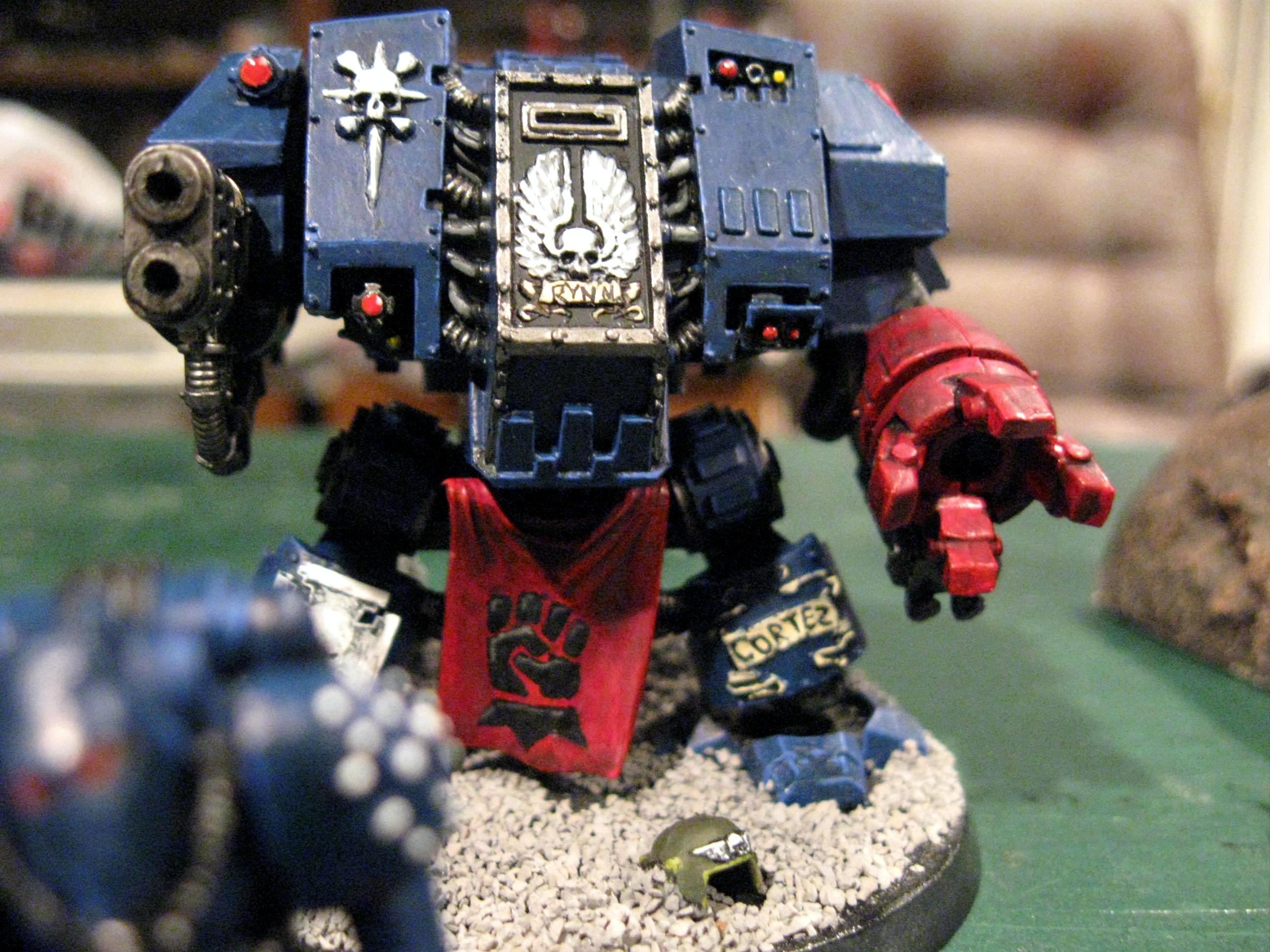 Battle Report, Crimson Fists, Imperial Guard, Space Marines