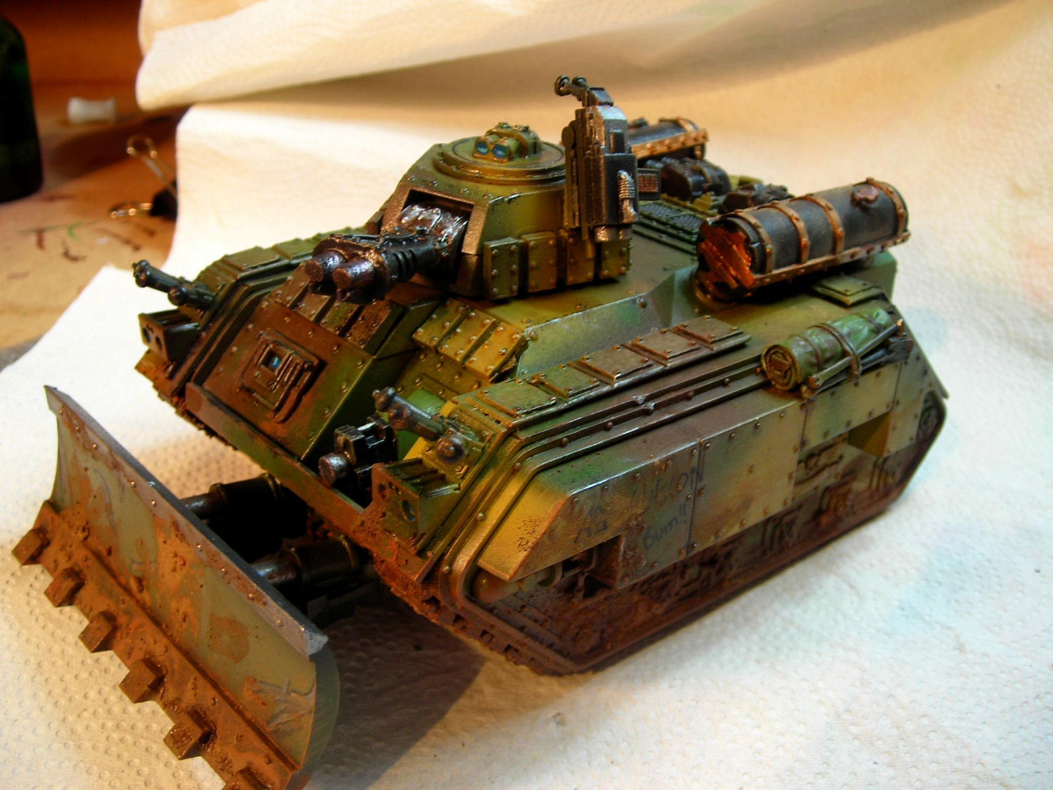 Hellhound, Imperial Guard