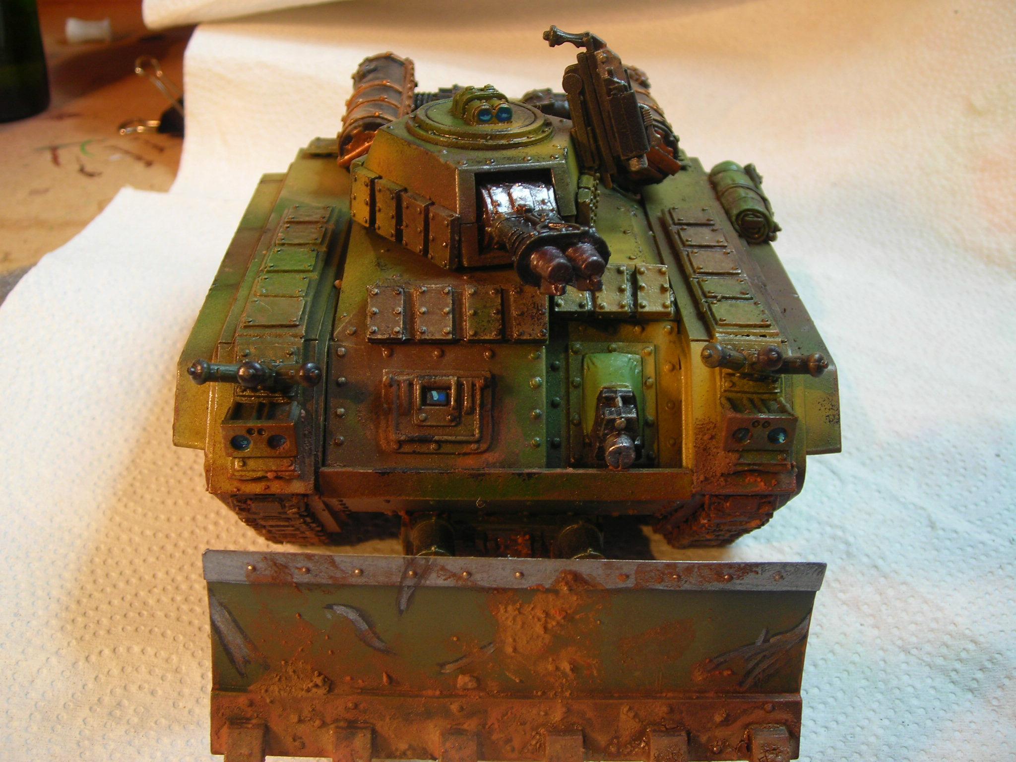 Hellhound, Imperial Guard, Tank
