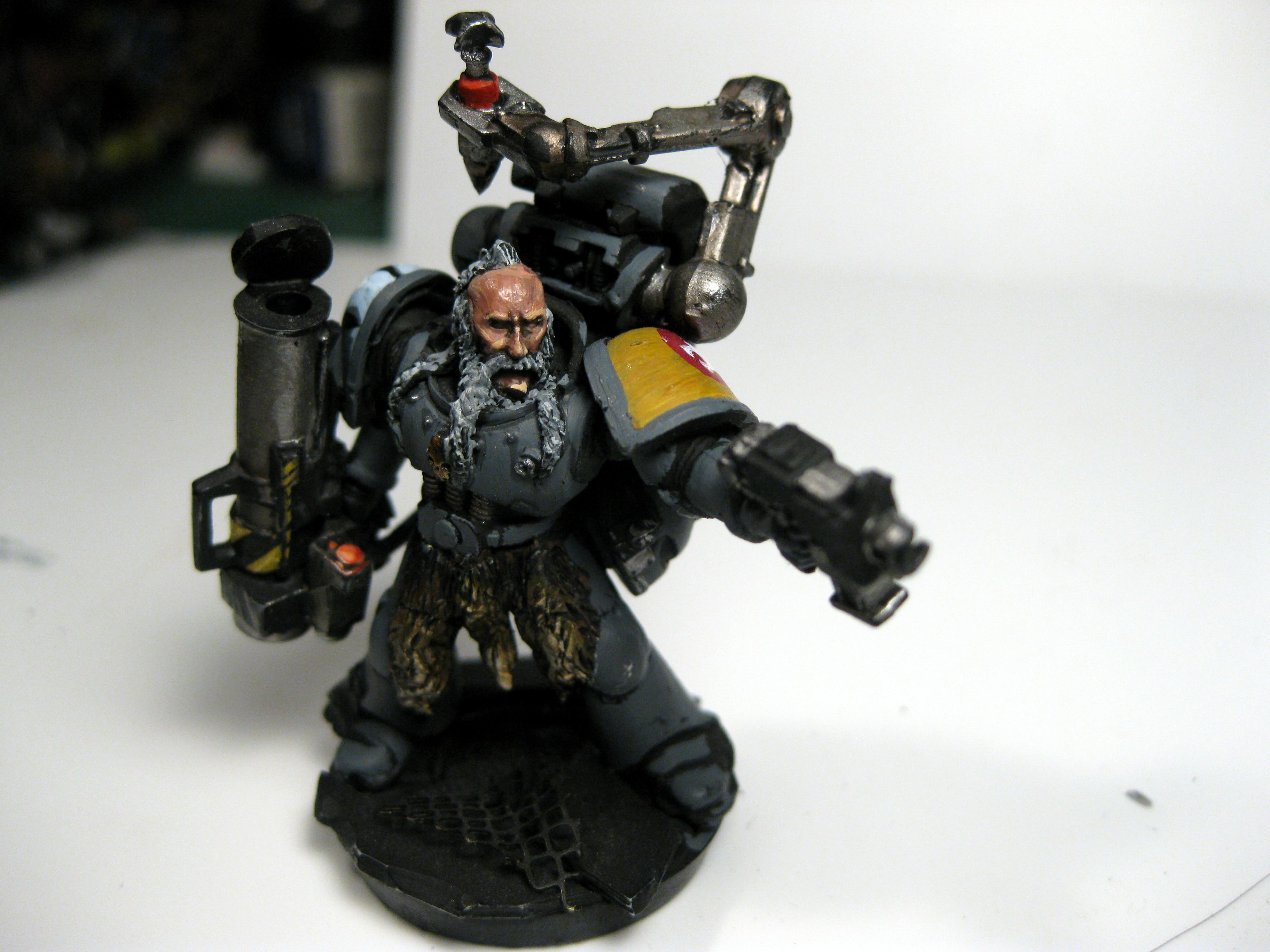 Long  Fang, Space Wolves, Warhammer 40,000