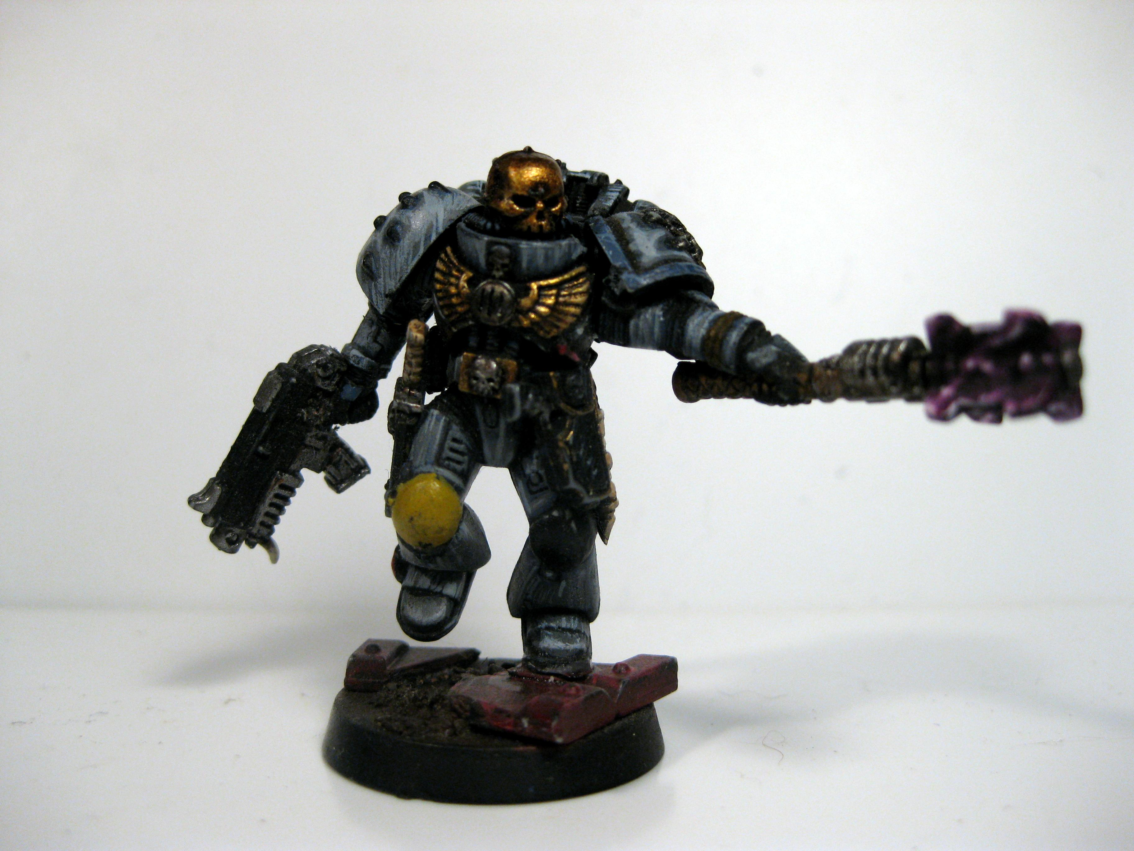 Long  Fang, Space Wolves, Wolf Priest