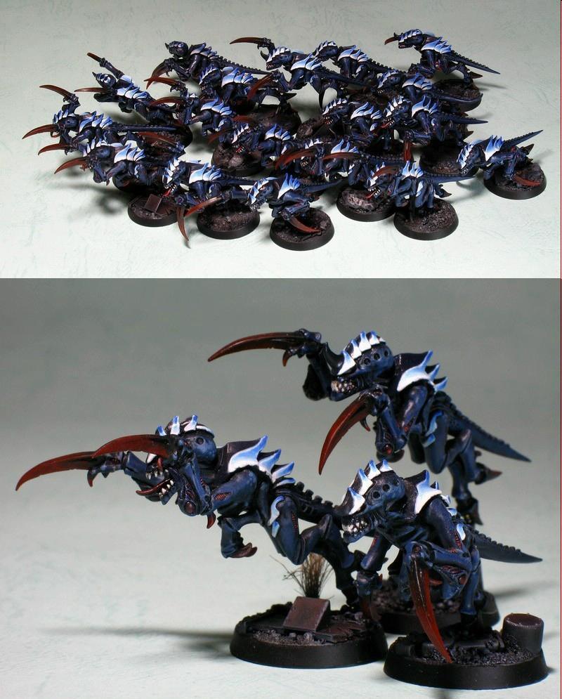 High Contrast, Hormagaunts, Tyranids, Warhammer 40,000
