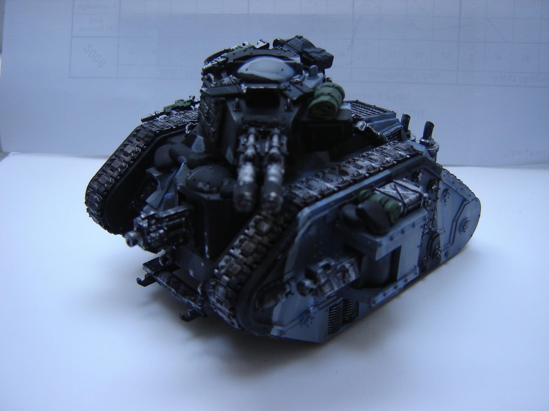 Armored Company, Basilisk, Executioner, Hellhound, Imperial Guard, Leman Russ, Tank, Urban Camo, Warhammer 40,000