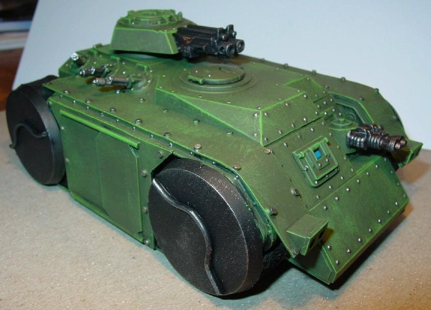 Aliens, Chimera, Colonial Marines, Conversion, Imperial Guard