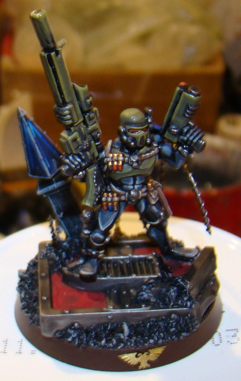 Assassin, Inquisiton, Vindicare, Warhammer 40,000