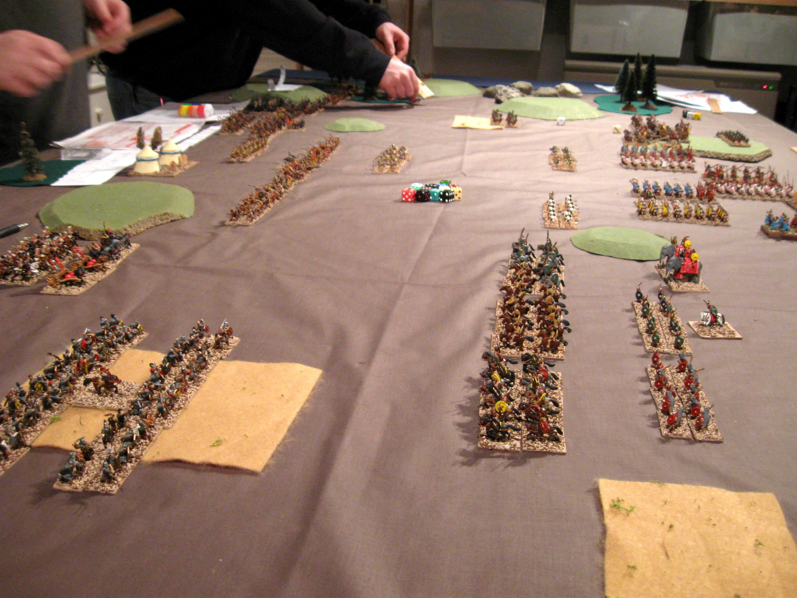 15mm, Field Of Glory, Historical