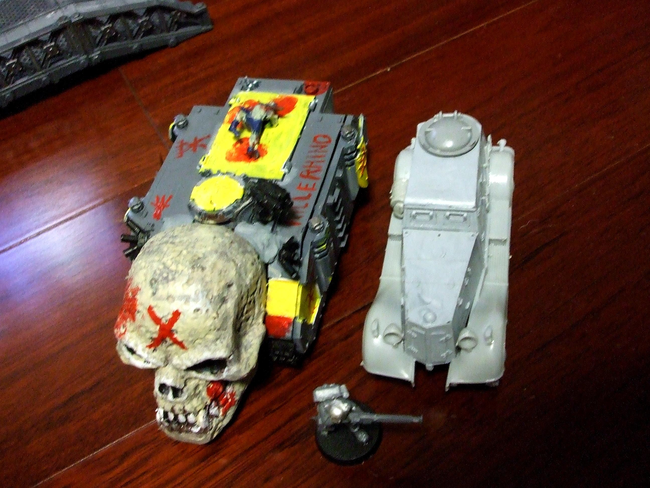 Armored Car, Cars, Genestealer Cult, Imperial Guard, Inquisition, Vehicle