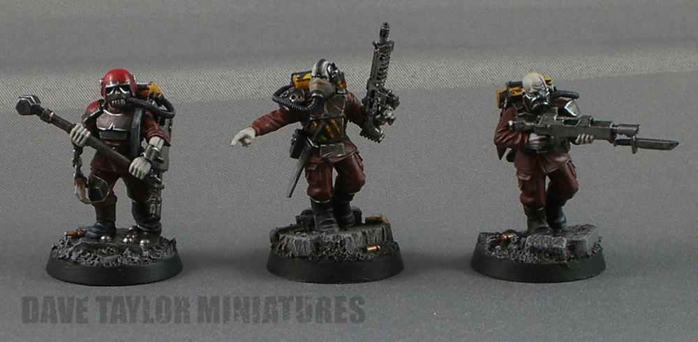 Blood Pact, Gaunts Ghosts, Imperial Guard, Warhammer 40,000