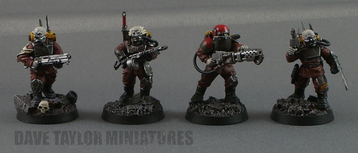 Blood Pact, Chaos, Imperial Guard, Renegade Guard, Warhammer 40,000