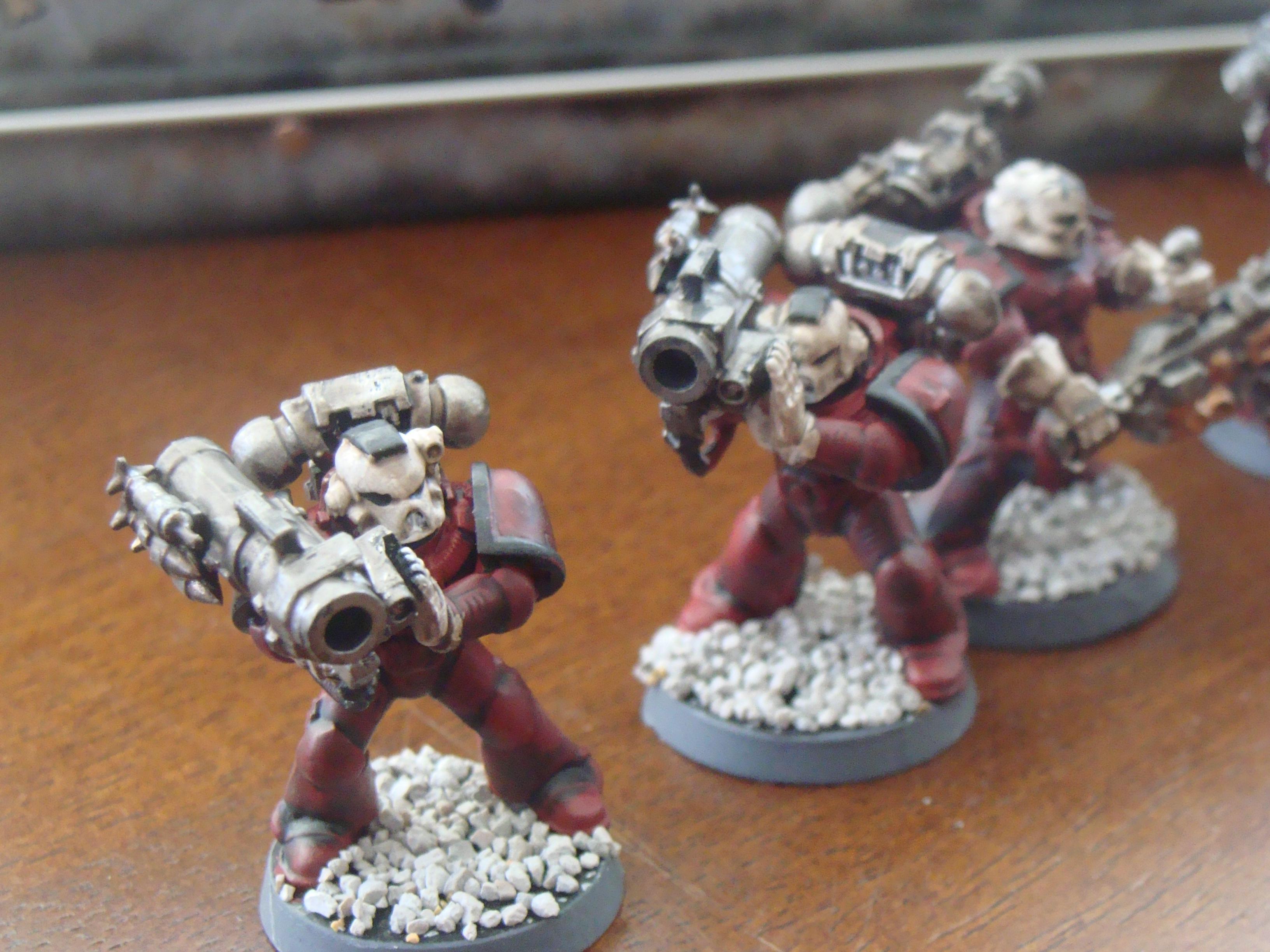 Space Marines, Troops, Warhammer 40,000